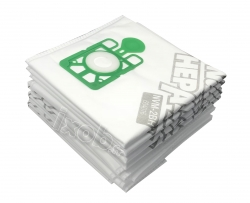 10 sacs originaux aspirateur NUMATIC WV-375