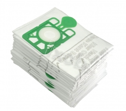 x10 sacs originaux aspirateur NUMATIC ASPITROLLEY PPT390-12