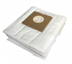 10 sacs aspirateur BESTRON ABG100AMG AMIGO - Microfibre