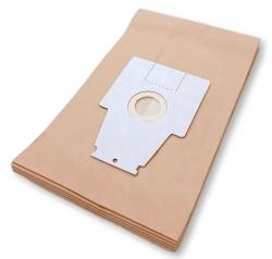 10 sacs aspirateur SIEMENS VS08G1860/03 - Microfibre