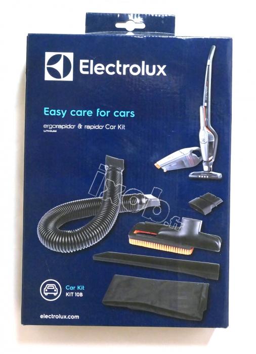 Kit Car aspirateur ELECTROLUX ERGORAPIDO ZB3106
