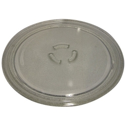 Plateau verre 25cm four micro-onde WHIRLPOOL AMW393/NB