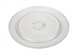 Plateau verre 32.5cm four micro-onde WHIRLPOOL FT334WH