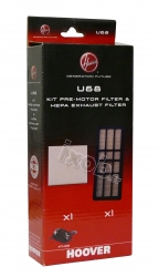 Kit filtre U68 pré-moteur aspirateur HOOVER ATHOS - AT70_AT64