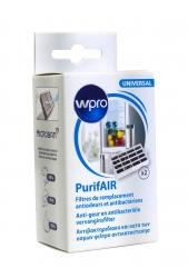 2 filtres de remplacement pour Wpro PURIFAIR