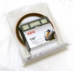 Kit filtre AEF139 aspirateur sans sac A.E.G. T8 - 3550