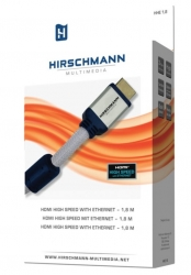 Cable 1.8m HDMI professionnel High Speed - Ethernet
