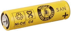 Batterie rechargeable BRAUN 5611, 5612, 5613, 5663 FLEX XP - 5720