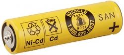 Batterie rechargeable BRAUN 5691, 5790, 5791, 5795, 5796 FLEX XP II - 5722