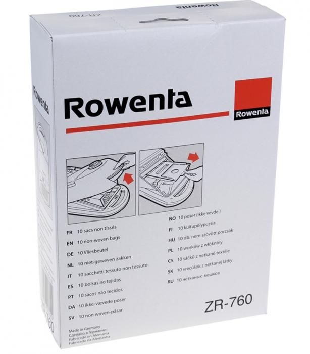 Premium anthères sacs pour aspirateur notamment Adapté Pour Rowenta RS 373 à RS 402