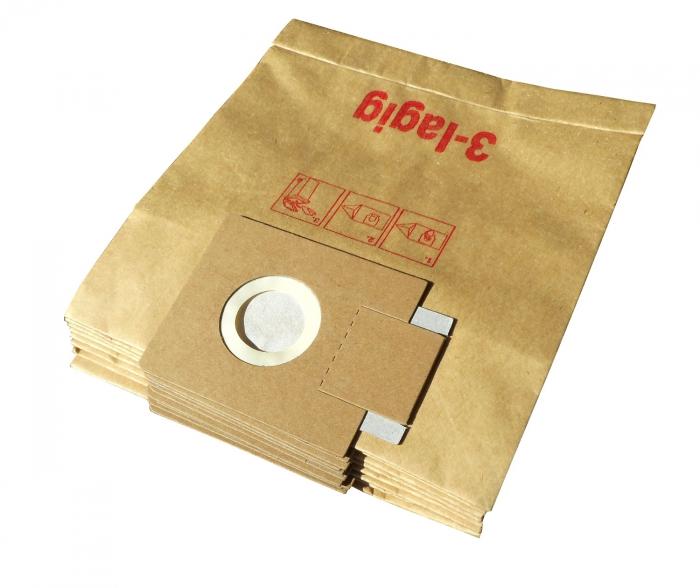 x10 sacs aspirateur UFESA 401