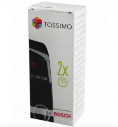 Détartrant 2 pack de 2 tablettes BOSCH TASSIMO - TAS2001GB/02