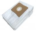 10 sacs aspirateur HANSEATIC VAC 1600