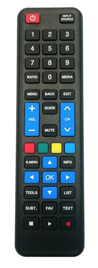 Télécommande universelle TV LG après 2000