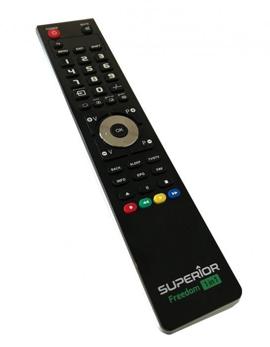 Télécommande universelle TV compatible FUNAI LH850-M32
