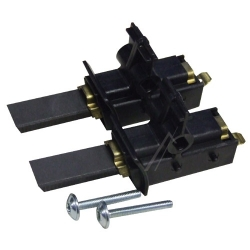 2x charbons moteur lave-linge BLOMBERG WA110