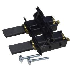 2x charbons moteur lave-linge BRANDT ref WTD1376F