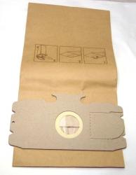x5 sacs aspirateur SINGER TAILLE 15 - T 15
