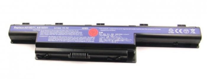 Batterie 10.8V - 4.4Ah ordinateur portable ACER AS10D71
