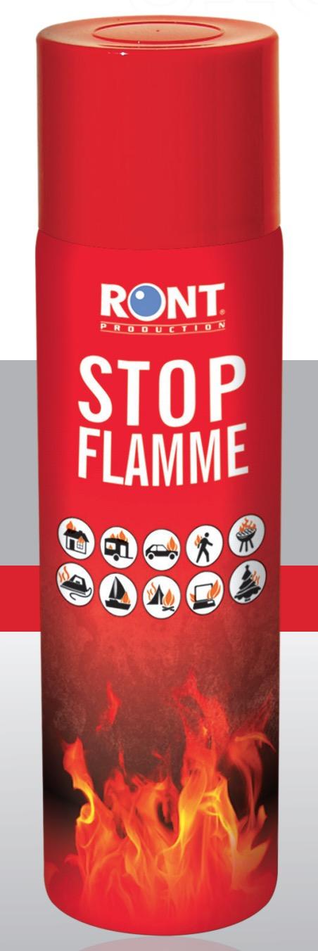 Stop Flamme 650ml maison, voiture, bateau