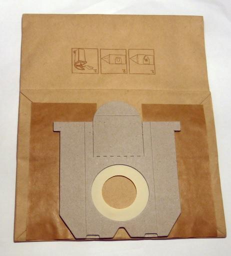 x10 sacs aspirateur PROGRESS CLASSIC