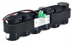 Batterie alarme 6X LR20 (ST1/SG) 9V 19.76AH