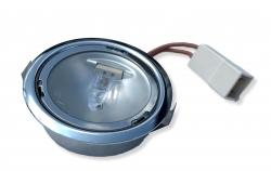 Lampe halogene 20W hotte WHIRLPOOL AKR623NB