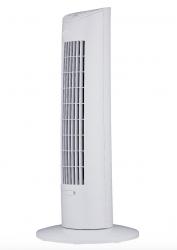 Ventilateur tour 60W - avec télécommande
