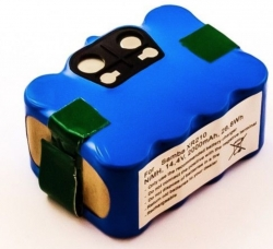 Batterie 14.4V - 2 Ah robot HOOVER ROBOCOM - BC012 011