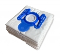10 sacs aspirateur PROGRESS D 800 - D 812 - D 850