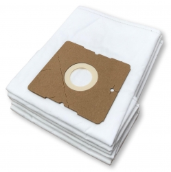 5 sacs aspirateur HOMDAY 232952 - Microfibre