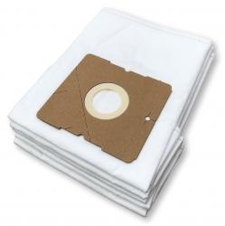 5 sacs aspirateur PROLINE BVC SILENTPRO - Microfibre