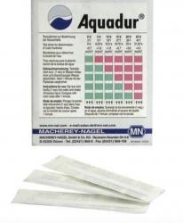 5 bandelettes test dureté de l'eau