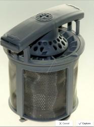 Filtre peluches 1119161105 seche-linge ELECTROLUX