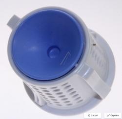 Filtre peluches 1327294011 seche-linge ELECTROLUX