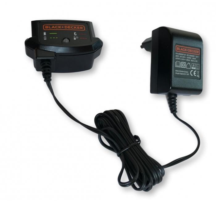 Chargeur 8-20V Black & Decker TAILLE-HAIES GTC650L