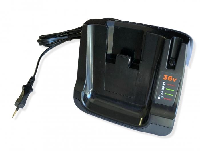Chargeur 36V BLACK DECKER GWC3600 L SOUFFLEUR