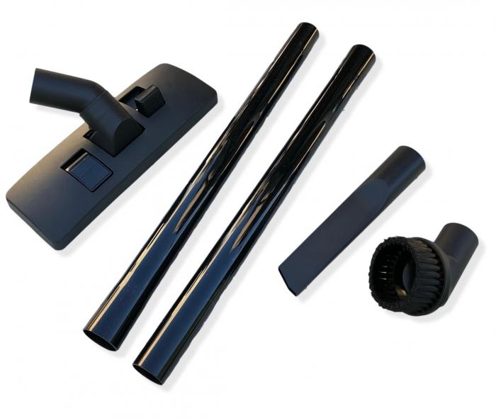 Kit brosses, rallonge suceur aspirateur MOULINEX MO153601 - COMPACTEO SILVER