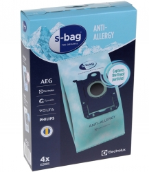 4 sacs anti-allergie aspirateur ZANUSSI ZAN 4620