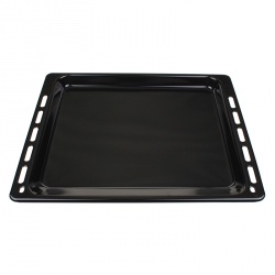 Tole a frire / plaque patisserie emaillee 481010683239 four WHIRLPOOL