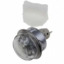 Douiile + lampe + hublot four 00420775 four BOSCH