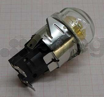 Lampe de four cpl + socquet 696050220 four SMEG