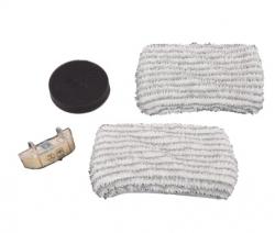 2x lingettes + anti-calcaire nettoyeur ROWENTA RY7555WH4Q0- CLEAN STEAM