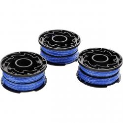 3 bobines coupe-bordure BLACK DECKER GL315