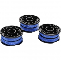 3 bobines coupe-bordure BLACK DECKER GL655