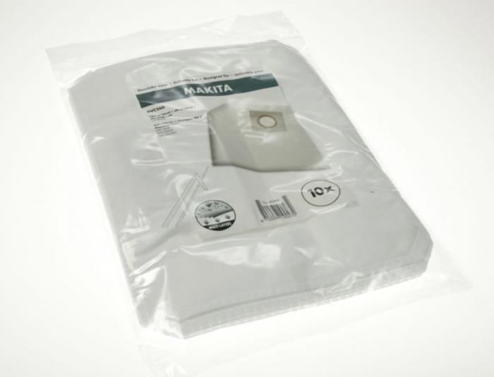 10 sacs microfibre MAKITA DVC260Z aspirateur