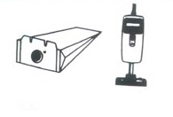 x10 sacs aspirateur SINGER T 20 - TAILLE 20