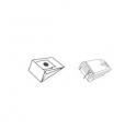 x10 sacs aspirateur CHROMEX COMPACT 1000EL