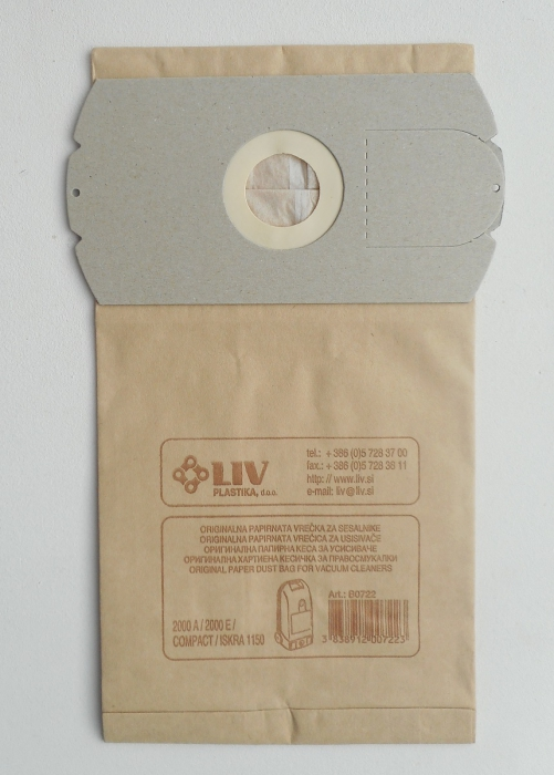5 sacs microfibre aspirateur CURTISS IDEAL LINE 5410/5430/5440