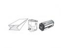 x10 sacs aspirateur DE LONGHI XD 1000PD